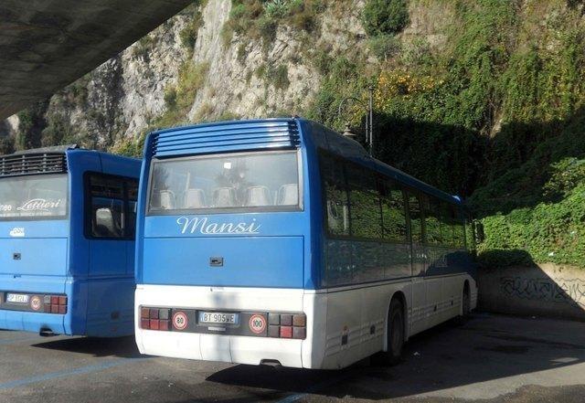 Con mano furtiva rapina a bordo di un autobus. Arrestata una 44enne residente a Pontecagnano