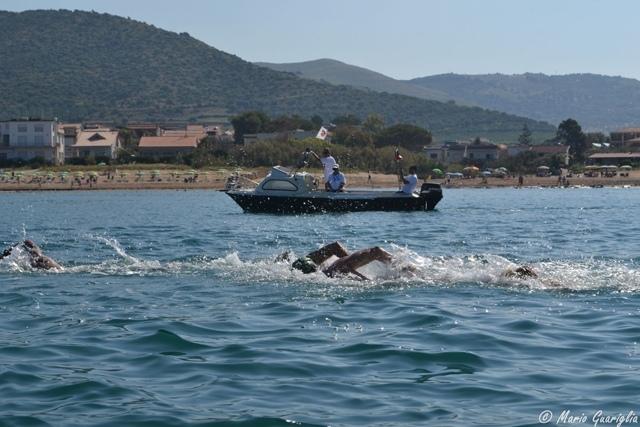 Nuoto di fondo, Cleri e Grimaldi protagonisti. Le gare si sono svolte nell'area marina cilentana