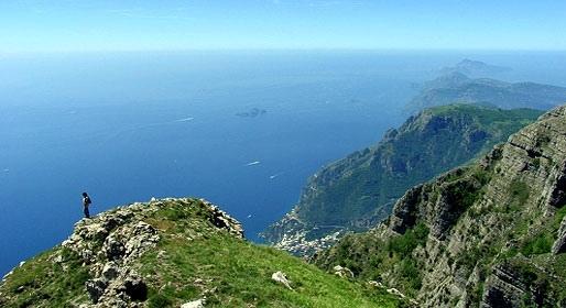 Si smarriscono ieri sui Monti Lattari vengono ritrovati dal Corpo Forestale