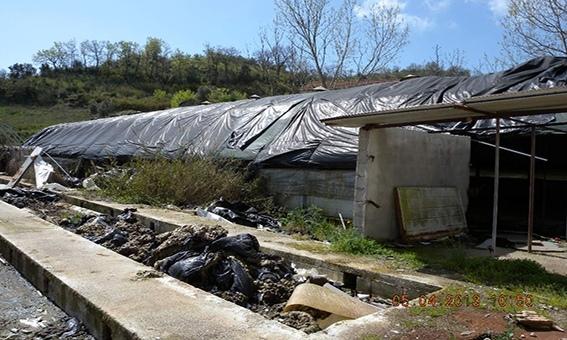 La Forestale sequestra numerosi depositi di rifiuti abusivi: tre le persone denunciate